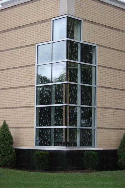 saint edward chapel exterior