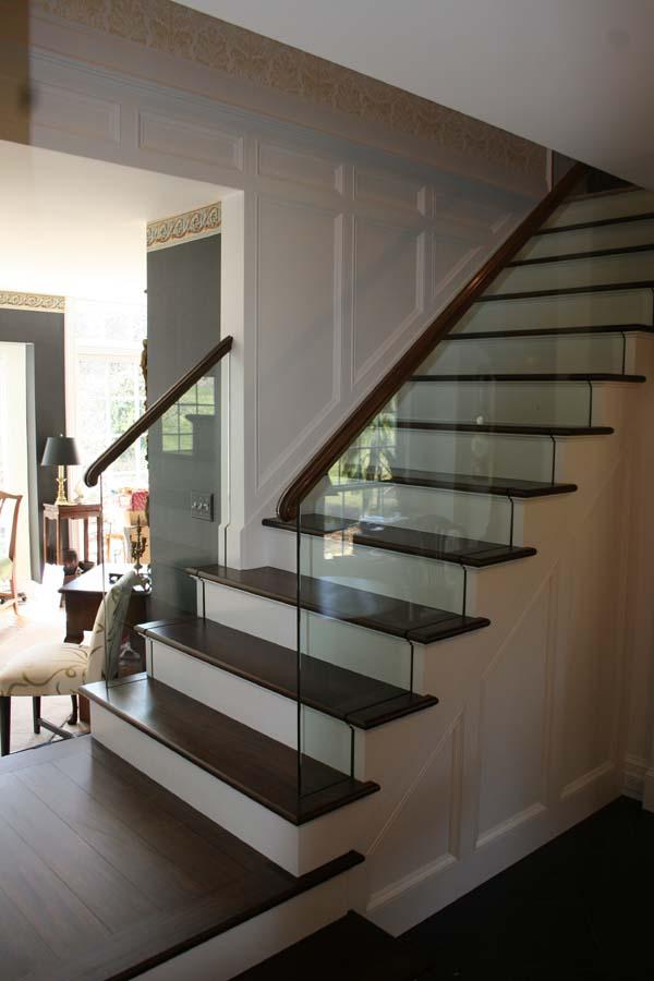 Gl Stair Railing